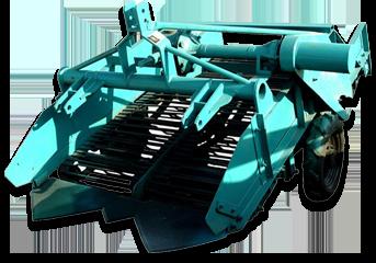 Máquina de Colheita Cassava