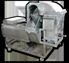 Máquina de cortar batatinhas Cassava Chips