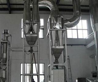 Máquina de secar Cassava