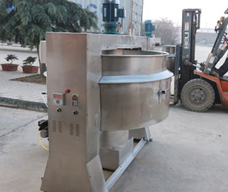 Máquina de lavar batatas